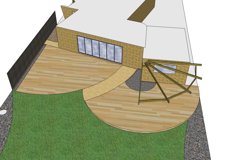 exterior design plan
