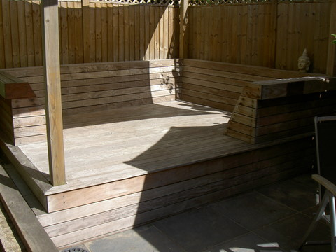 Owatrol Products Revive an Ageing Deck