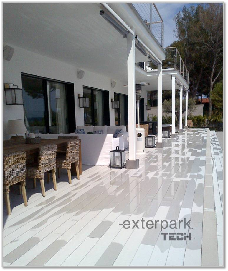 Plastic Decking - which composite