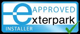 Approved exterpark installer