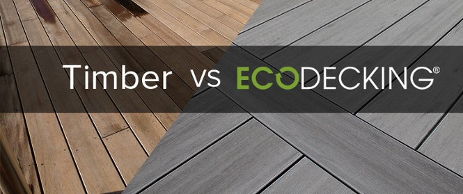 timber vs eco decking