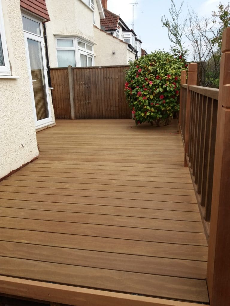 Brooks Bros decking