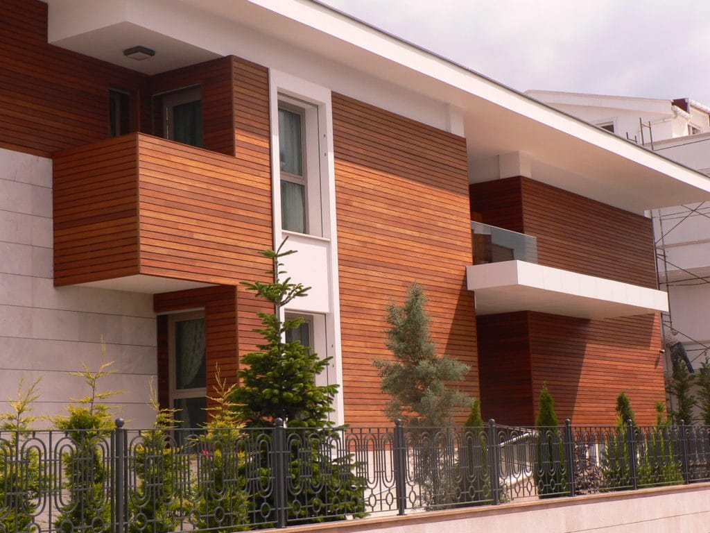 How to choose the best timber cladding