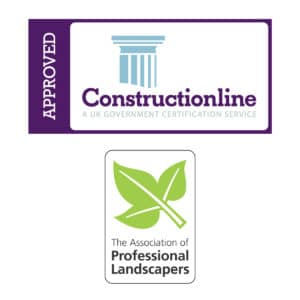 APL and Construction Line Logo