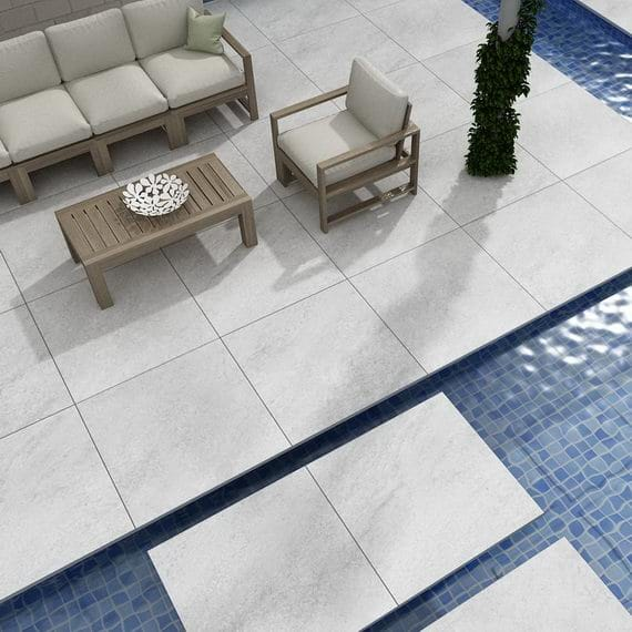 Porcelain Paving Rocks for Creating a Stunning Patio Paving