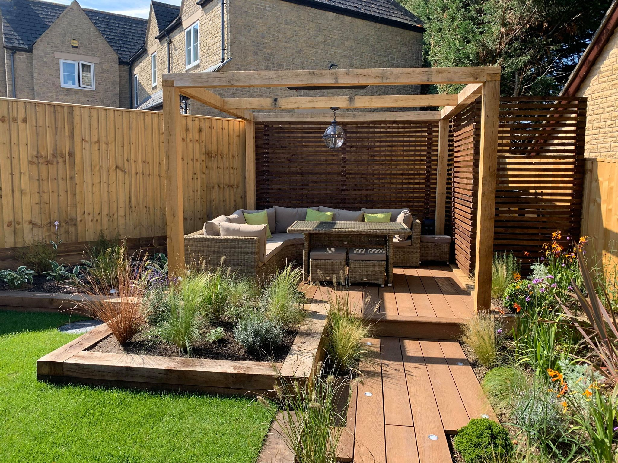 decking installer in Wiltshire