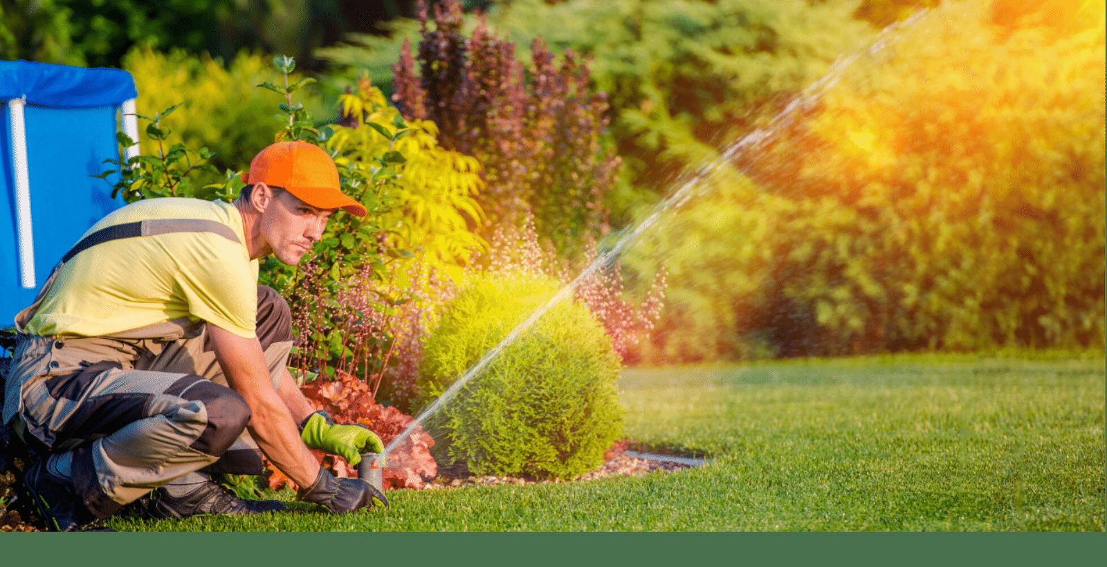 Automatic Garden Watering Buckinghamshire
