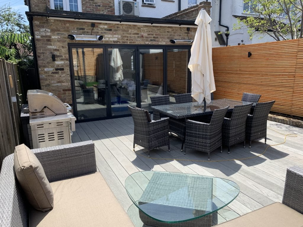 professional composite decking installer kings langley