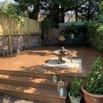 Decking your garden Islington