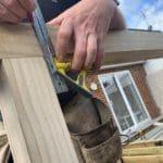 accoya wood bespoke professional installation