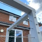 accoya balustrade with sta-lok cables
