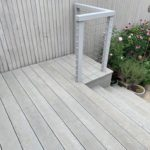 Raised Millboard Decking Installation Windsor