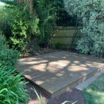 karl harrison landscapes ltd install millboard decking in buckinghamshire