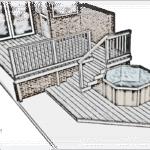 concept garden design high wycombe