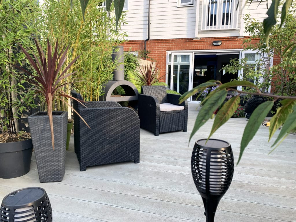 professional landscaper high wycombe