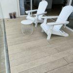 composite millboard decking balcony