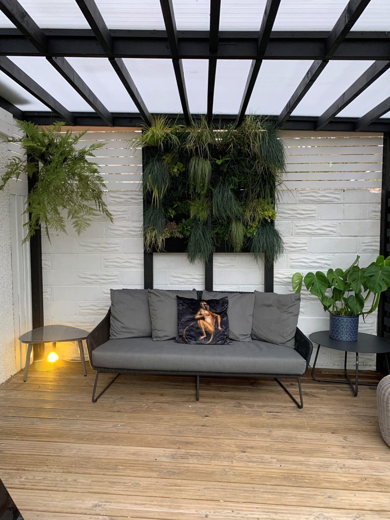 garden living wall