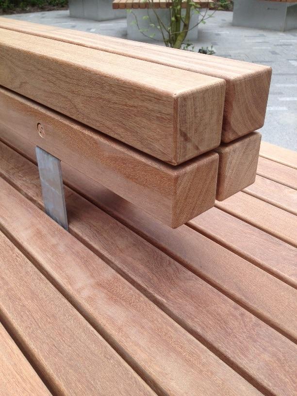 Cumaru FSC premium hardwood timber