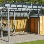 composite decking installer harrow
