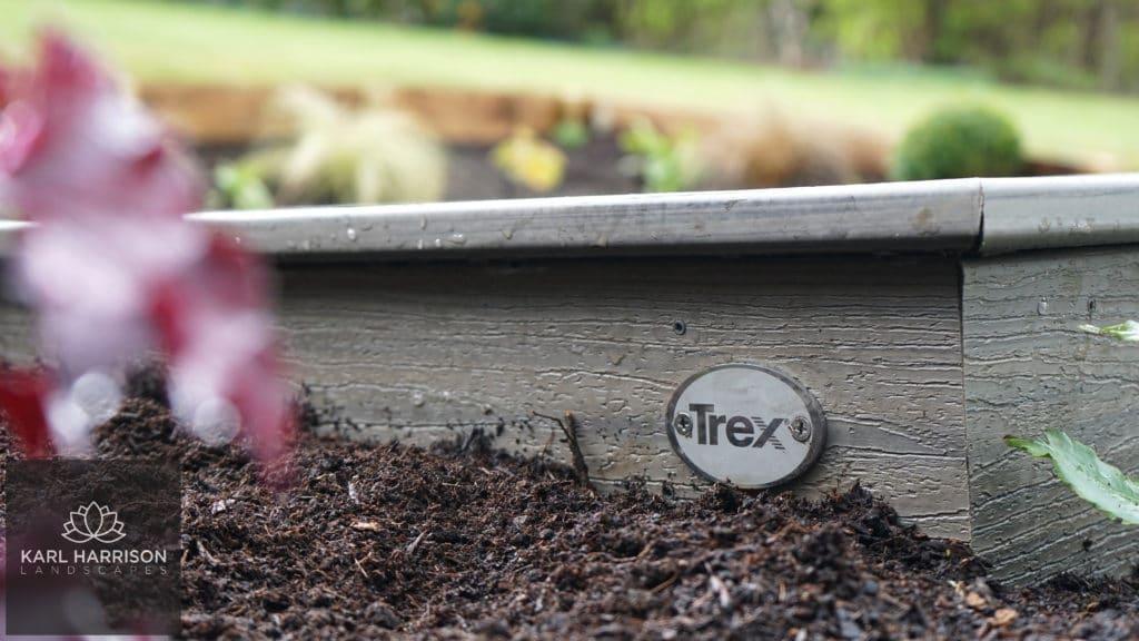 trex decking badge