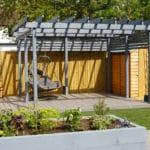 Transforming a Garden with Trex