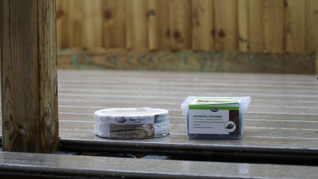 What is decking joist tape?