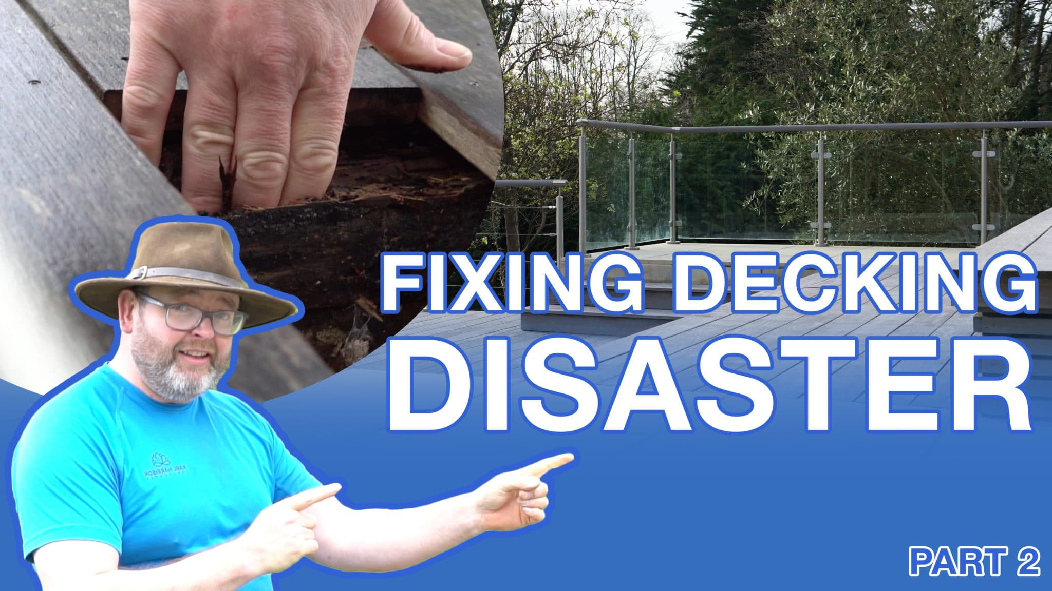 Fixing a Decking Disaster