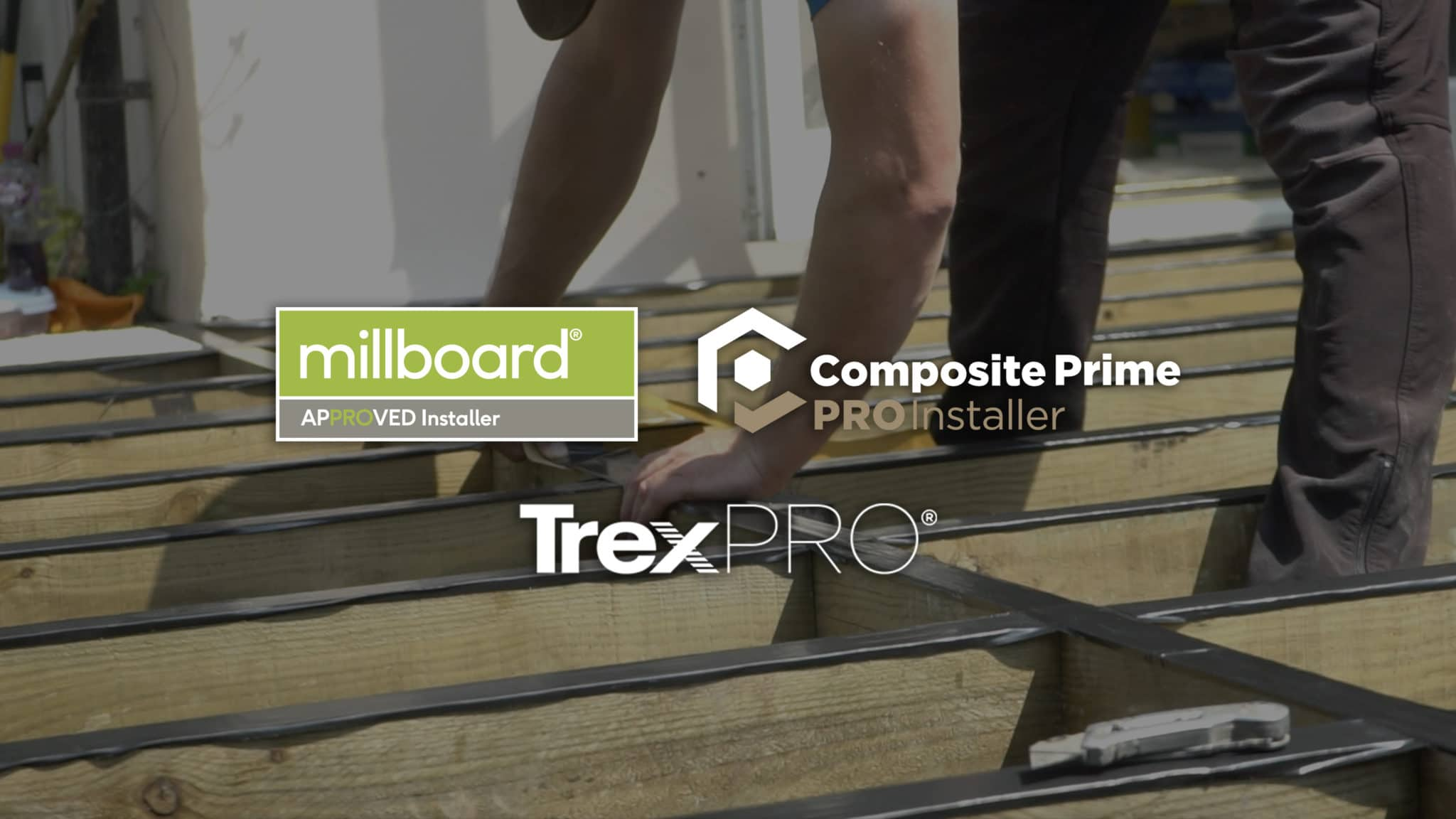 Pro Installers Schemes for decking professionals